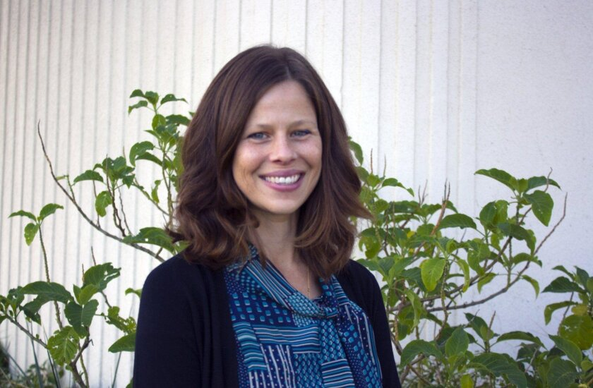 San Diego State University professor Jessica Barlow is director of the Sage Project.