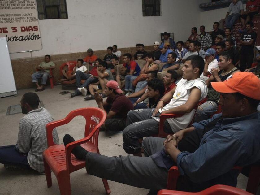 Varias ONG piden a México frenar hostigamientos a defensores de los migrantes