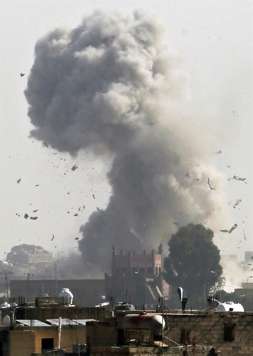 El Ejército de Estados Unidos, en una acción coordinada con las autoridades locales, efectuó este lunes un ataque aéreo contra combatientes del grupo terrorista Al Shabab en Somalia en el que murieron dos presuntos yihadistas, según informó hoy el mando militar para África (Africom). EFE/Archivo