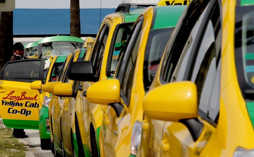 Long Beach taxis