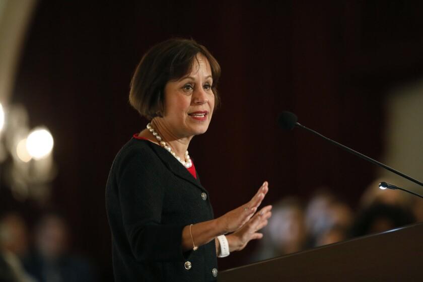 USC President Carol Folt