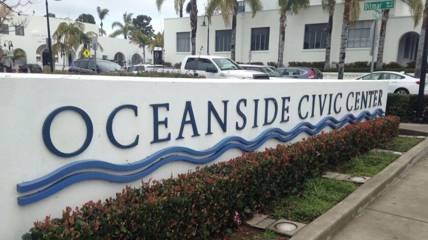 Oceanside City Hall