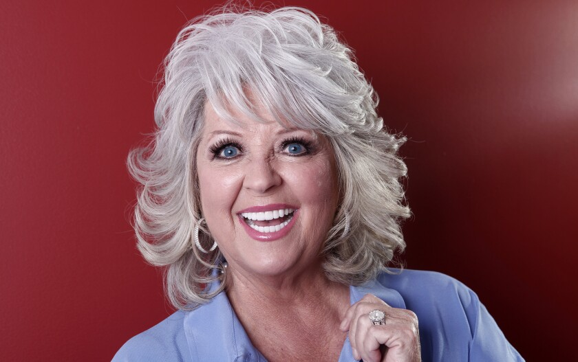 """Celebrity chef Paula Deen is competing in the next season of """"Dancing With The Stars."""""""