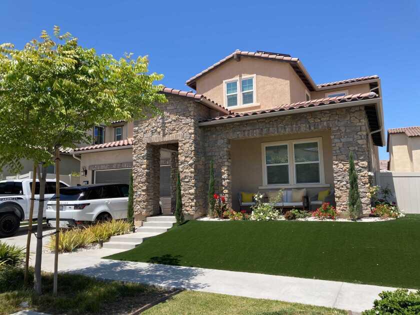 A resale single-family home in Chula Vista