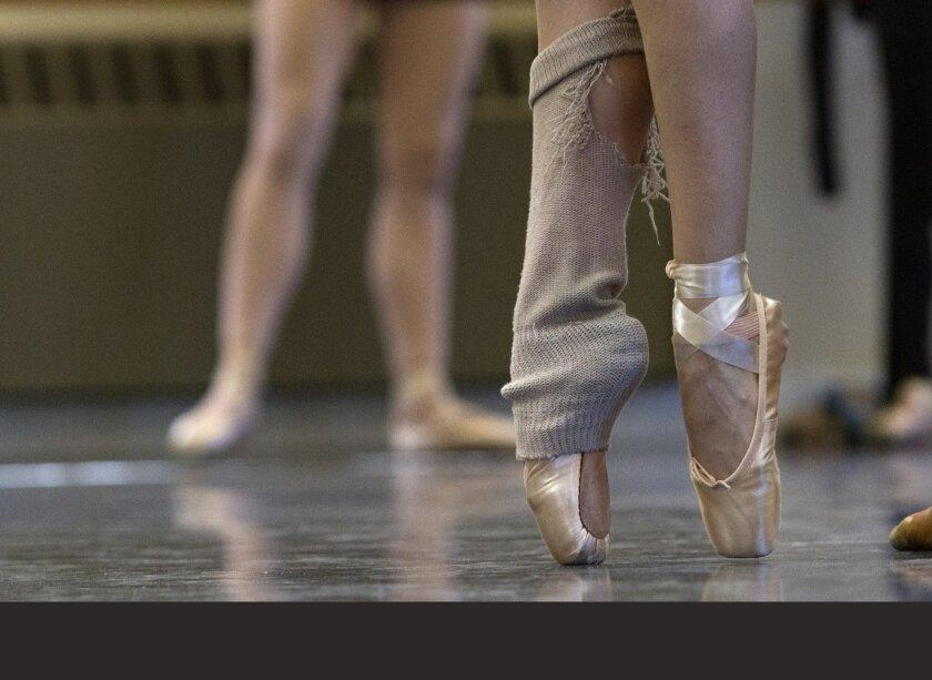 "San Diego Ballet's ""Don Juan"""