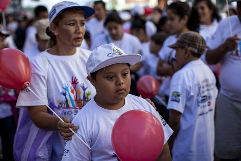 La atención multidisciplinaria de las personas con síndrome de Down es fundamental desde su nacimiento para asegurarles una buena salud a lo largo de su vida, dijo hoy la doctora Sonia Chávez Ocaña. EFE/ARCHIVO