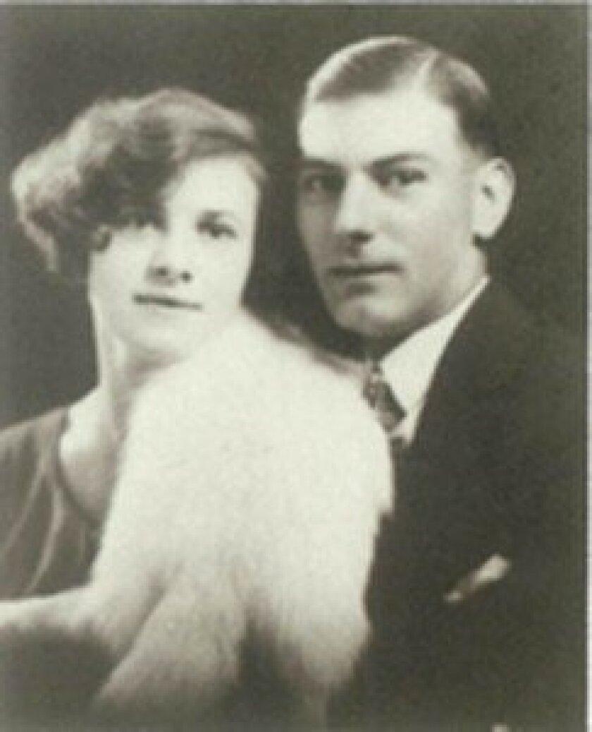 Wilhemina and Ludi Graf