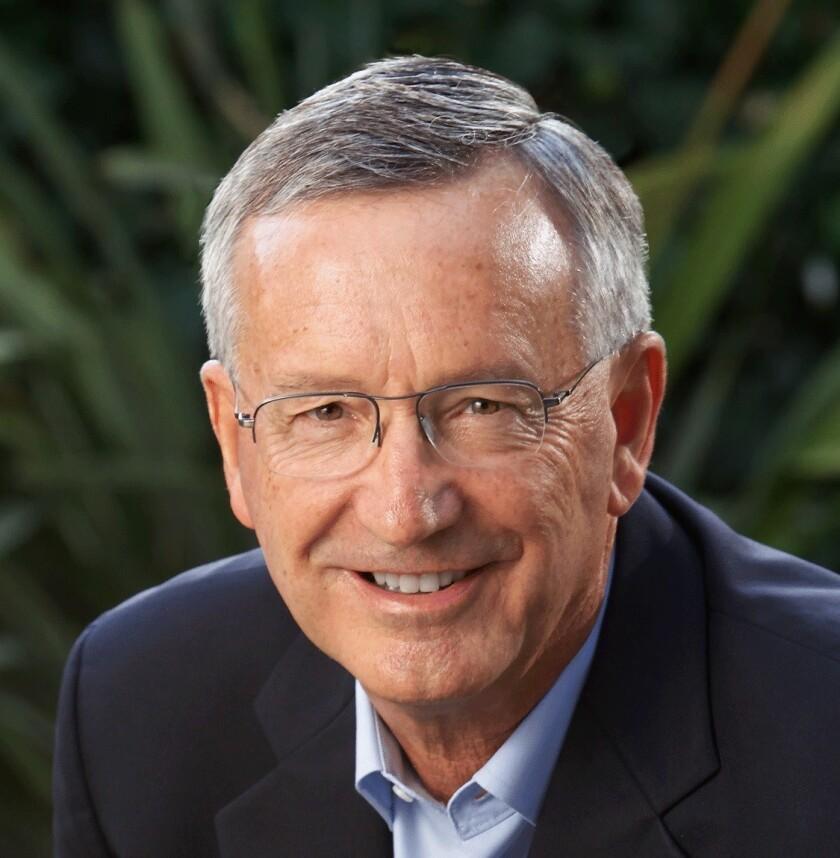 Del Mar Mayor Terry Sinnott
