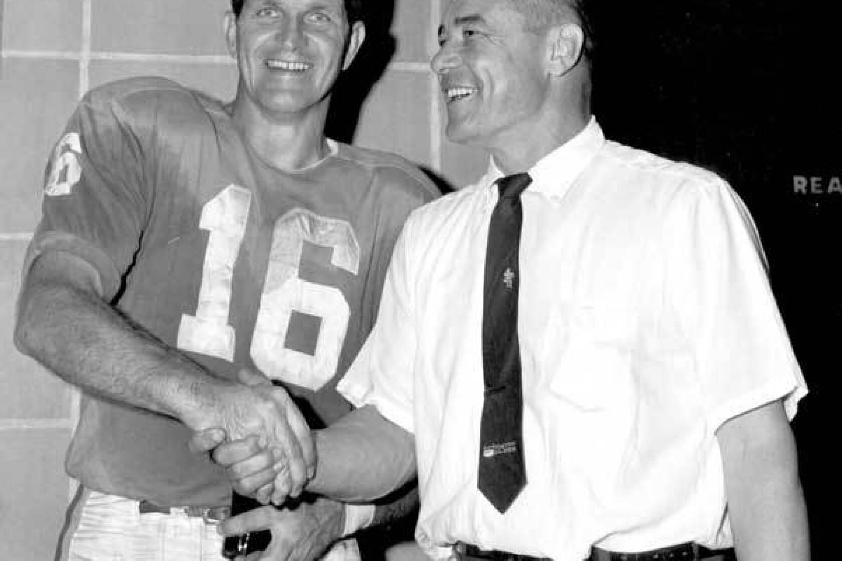 quality design b047a 20d32 Obituary: George Blanda dies at 83; football career spanned ...