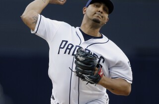 Jhoulys Chacin a winner in final Petco Park start