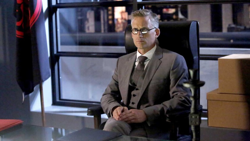 "Reed Diamond in ""Marvel's Agents of S.H.I.E.L.D."""