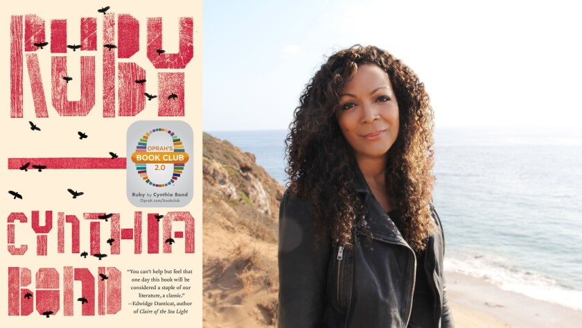 Cynthia Bond and her book 'Ruby'