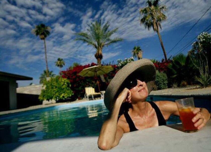 D.J. Hall: sunny views, deeper shades