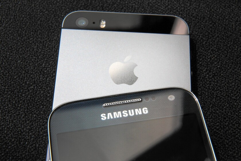 If the Supreme Court upholds an earlier ruling, Samsung would have to turn over $399 million to Apple, or all the profit from smartphones that took advantage of the iPhone maker's patents.