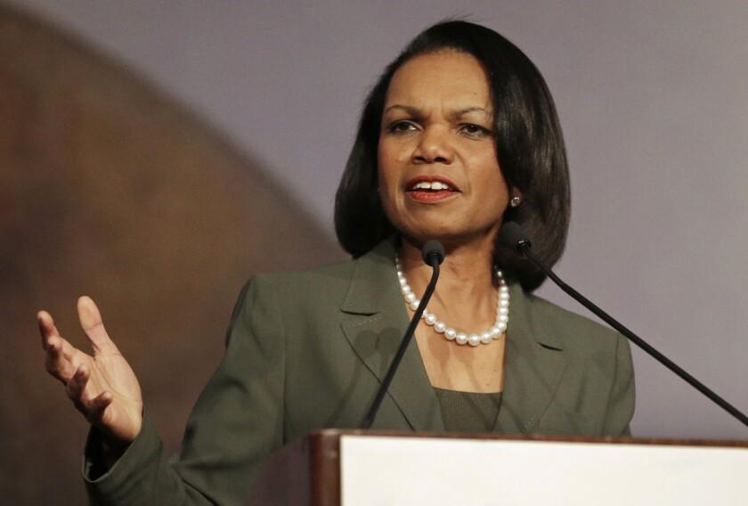 Condoleezza Rice has joined the Dropbox board