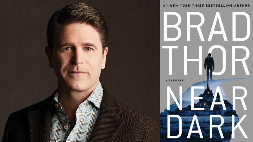 Author Brad Thor