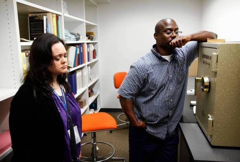 Santa Monica College library workers' 'diversion' saved lives