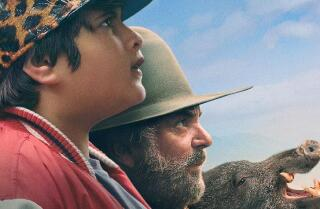'Hunt For The Wilderpeople' movie review by Kenneth Turan