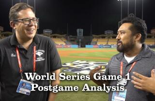 World Series Game 1 postgame analysis