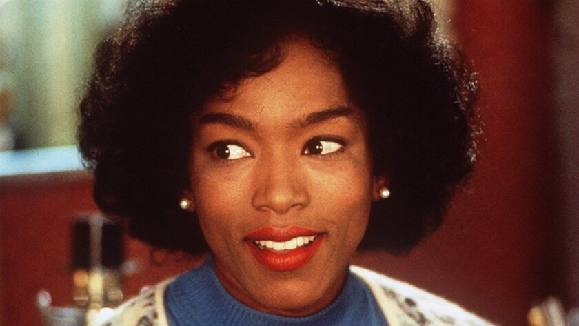 """Angela Bassett in the 1993 movie """"What's Love Got tTo Do With It."""""""