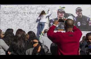 Paul Walker crash: Porsche is sued by driver's widow