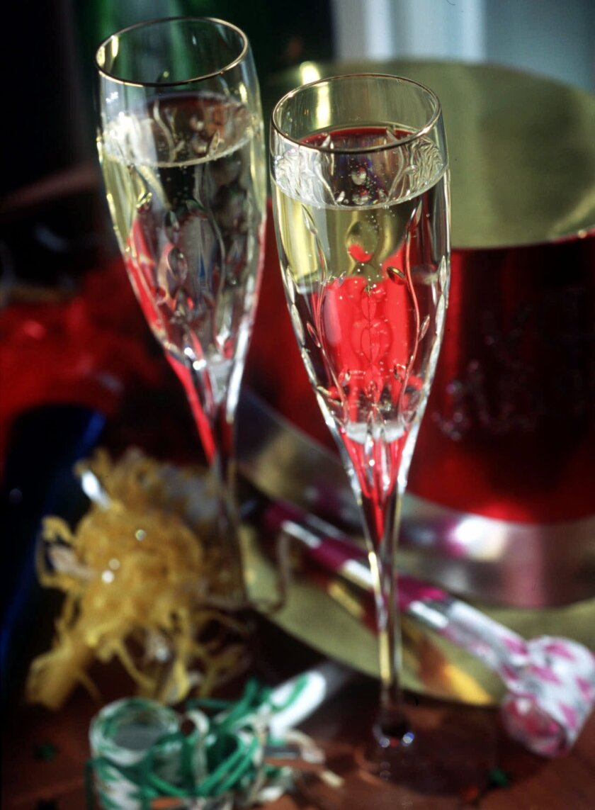 Champagne will be part of Nordstrom's festive opening gala.