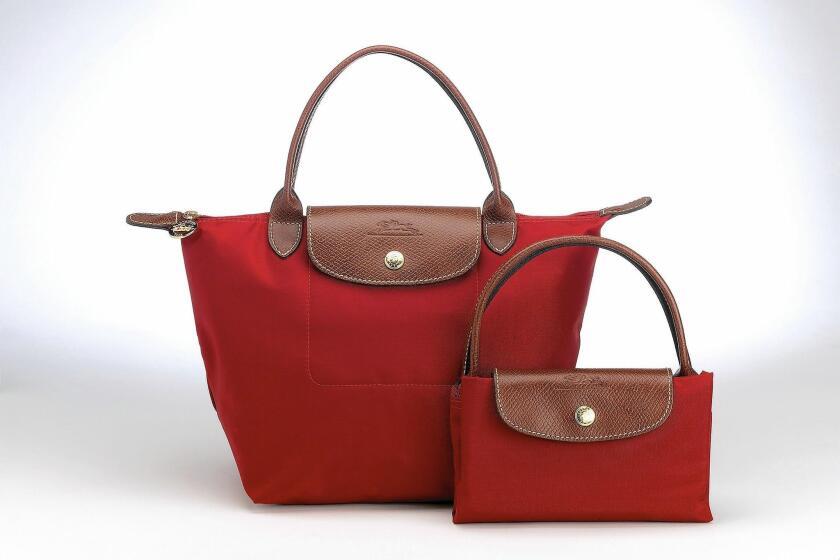 Longchamp nylon Le Pliage bags