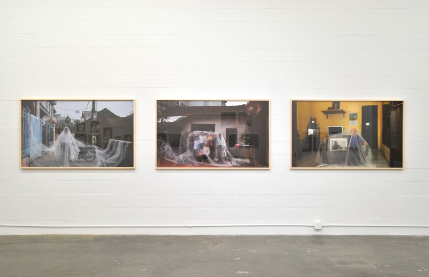 Phan Quang at the Mistake Room