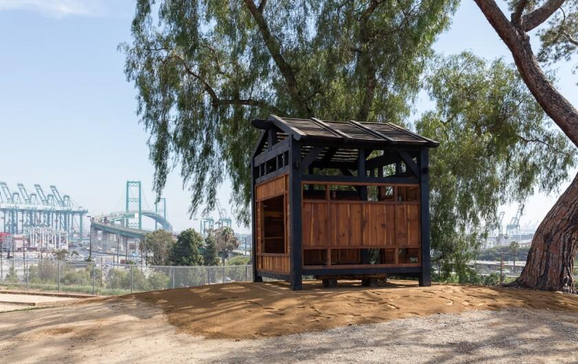 Griffith Park Teahouse