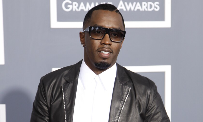 "Rapper Sean ""Diddy"" Combs"