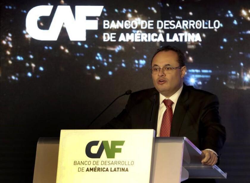 La CAF debate efectos sobre América Latina de guerra comercial con China