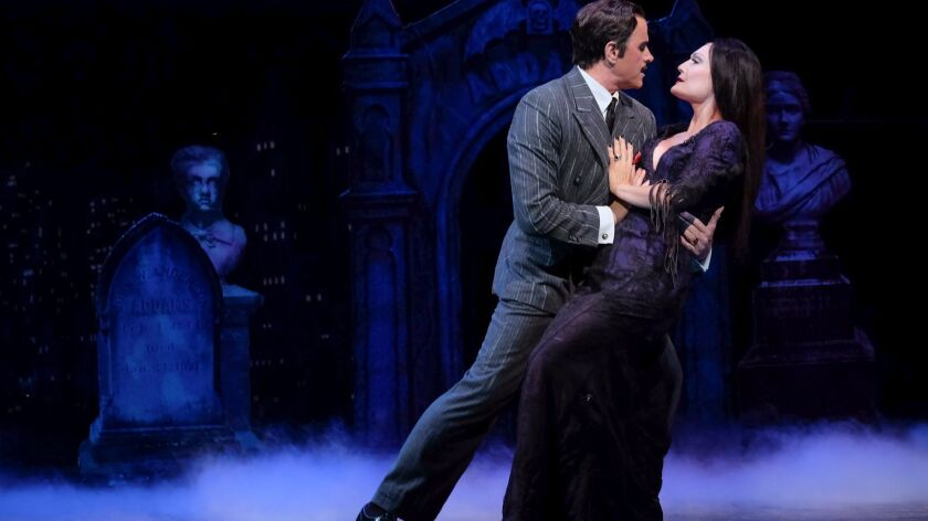 """""""The Addams Family"""" at Moonlight Amphitheatre"""
