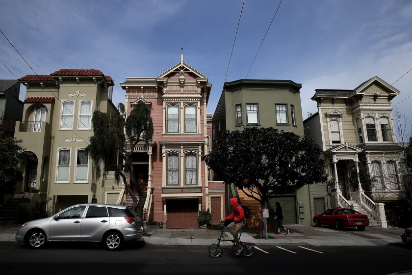 Median home prices in San Francisco hit $1 million in June as the Bay Area housing market continues to surge.