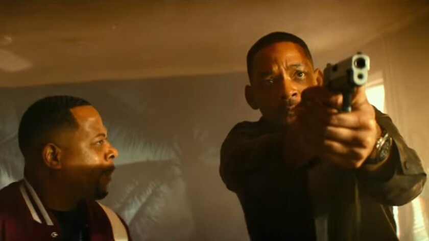 'Bad Boys for Life' trailer