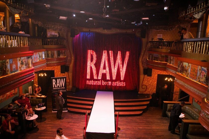 RAW Las Vegas puts together a smorgasbord of local art and culture.