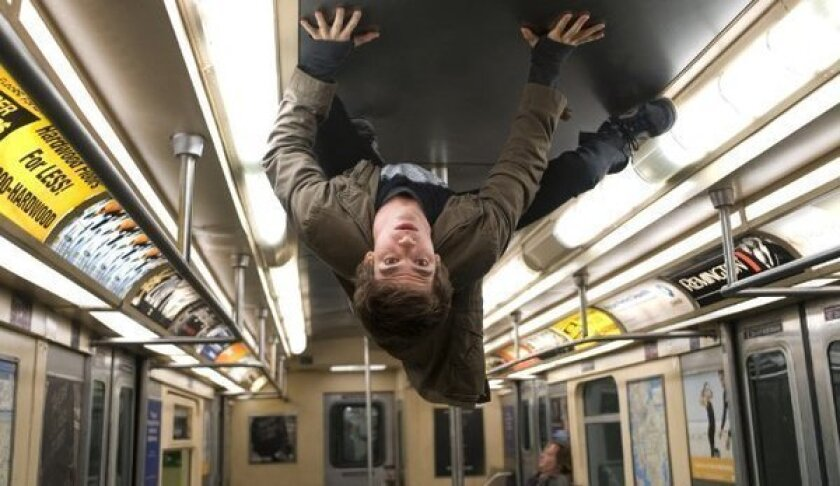 'The Amazing Spider-Man' grosses $7.5 million post-midnight