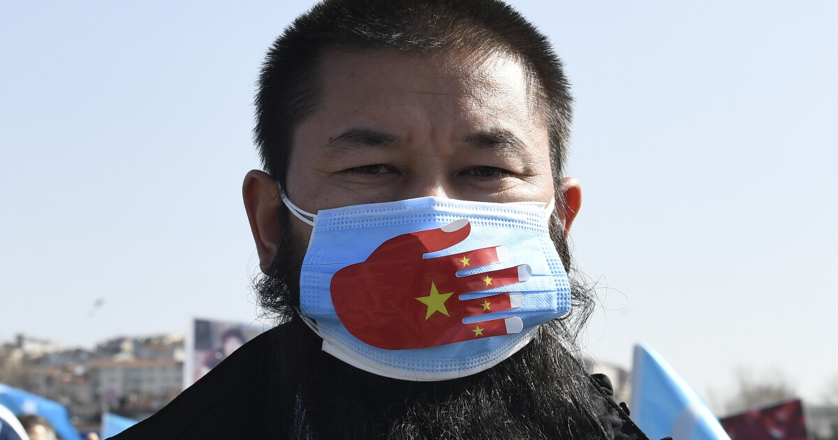 How Beijing silences Chinese voices against oppression  - Los Angeles Times