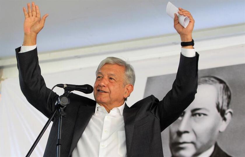 Inversionistas querían terrenos para complejo inmobiliario, dice Obrador