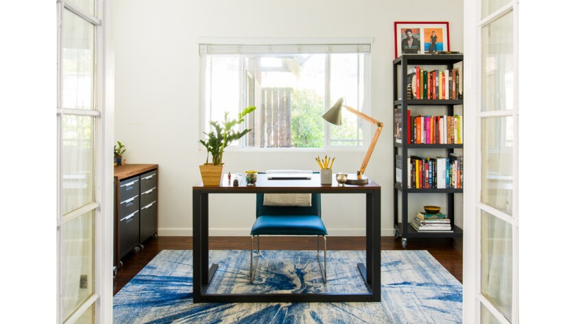 A spot that's perfect for thinking creatively.