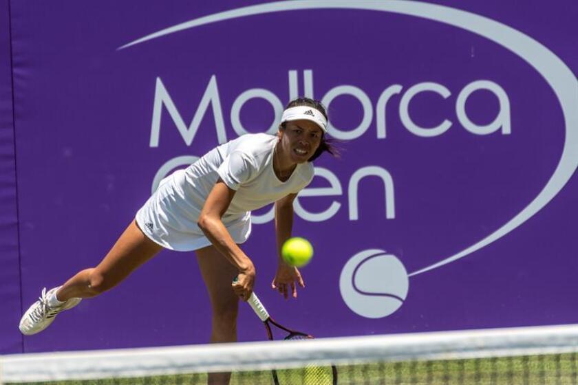 La tenista taiwanesa Su-Wei Hsieh. EFE/Archivo