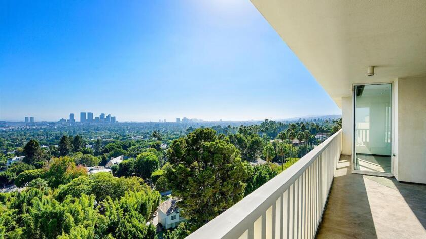 Actress Lily Collins puts West Hollywood condo on the market