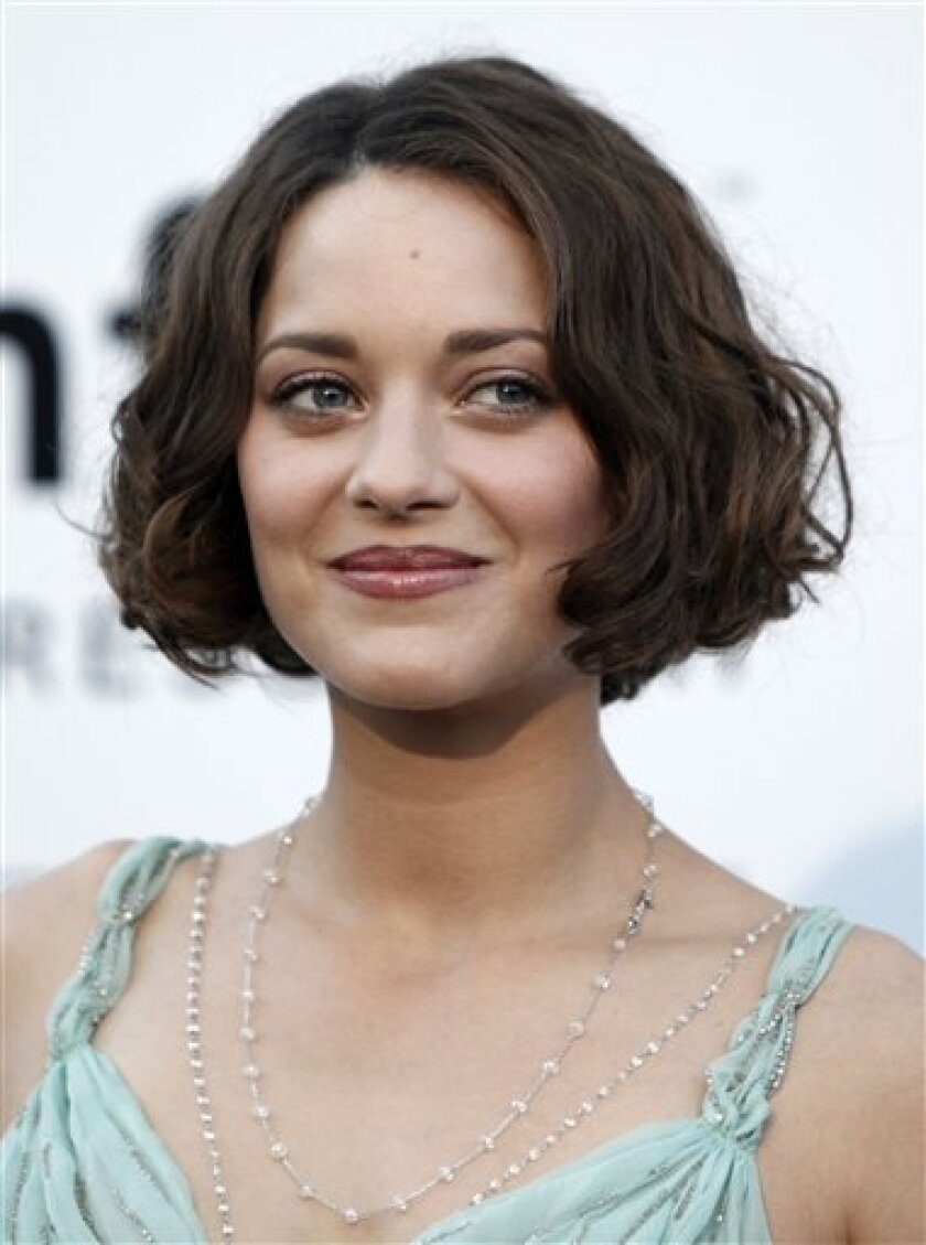Accent Was Welcome Task For Marion Cotillard The San Diego Union