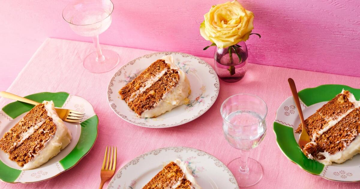 7 easy yet elegant Easter recipes