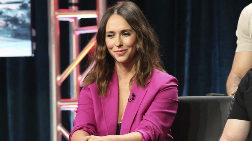 Jennifer Love Hewitt has put her Pacific Palisades home of about seven years on the market for $4.199 million.
