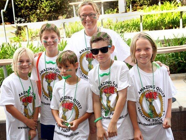 Team Green Leprechauns