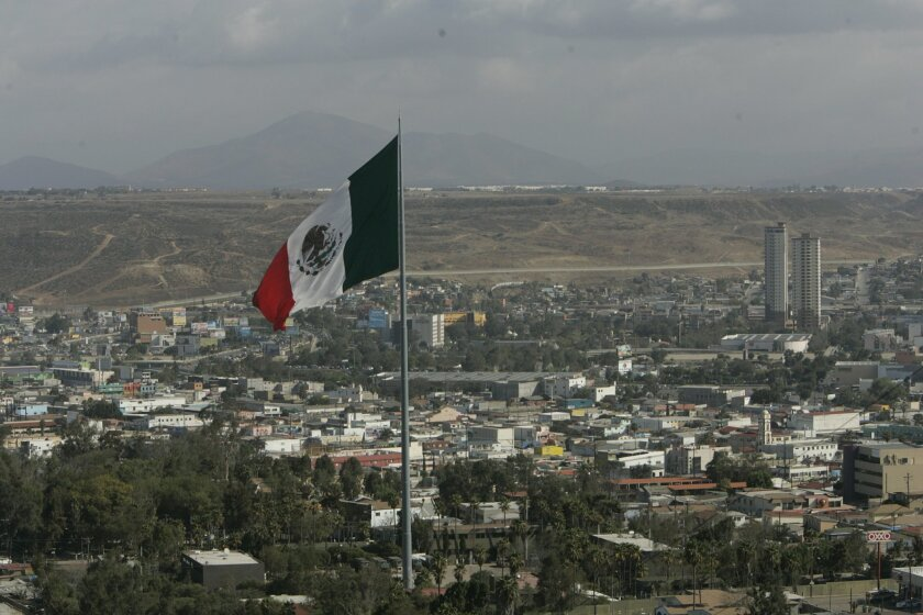 Tijuana is planning to improve its infrastructure to better serve the city's growing population of more than 1.6 million residents.