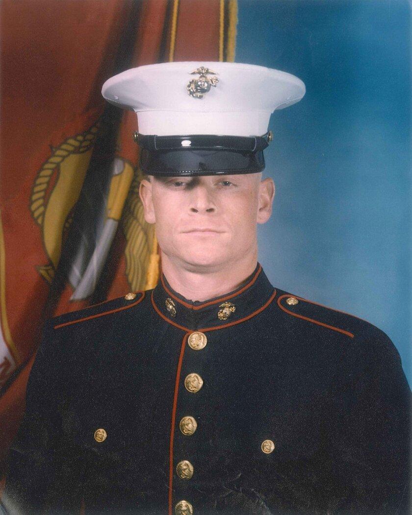 Marine veteran Jeremy Sears