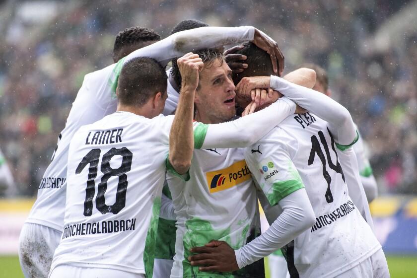 APTOPIX Germany Soccer Bundesliga