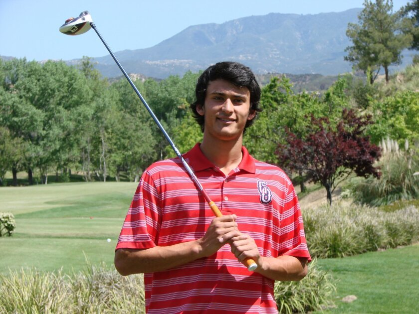 Great Oak golfer Michael Pugh recorded the second-best scoring average in the Southwestern League in 2013.