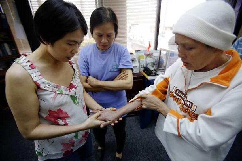 In Vietnamese community, treating taboos on cancer